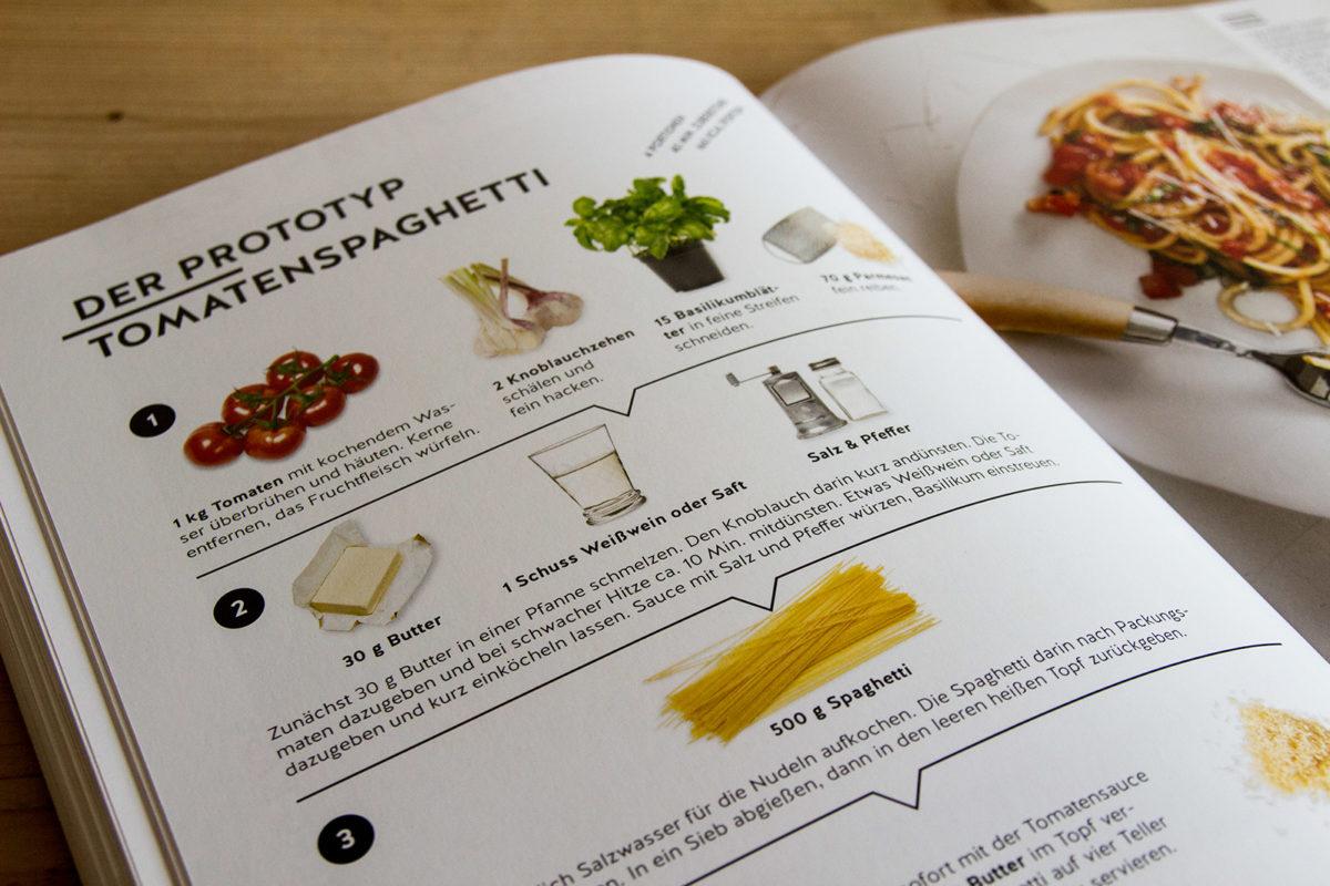Protyp Tomatenspaghetti