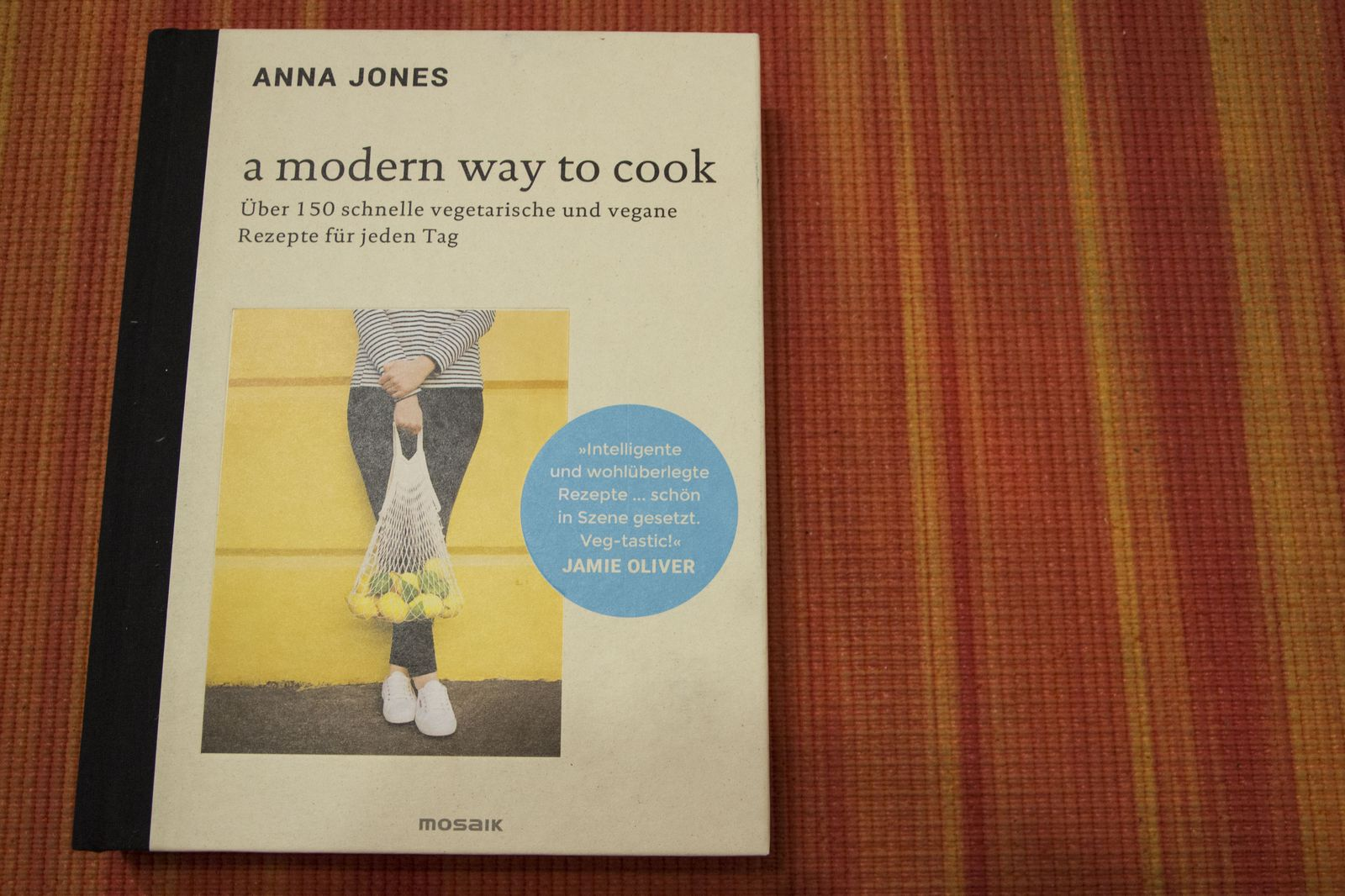 "Das Cover vom ""a modern way to cook"""