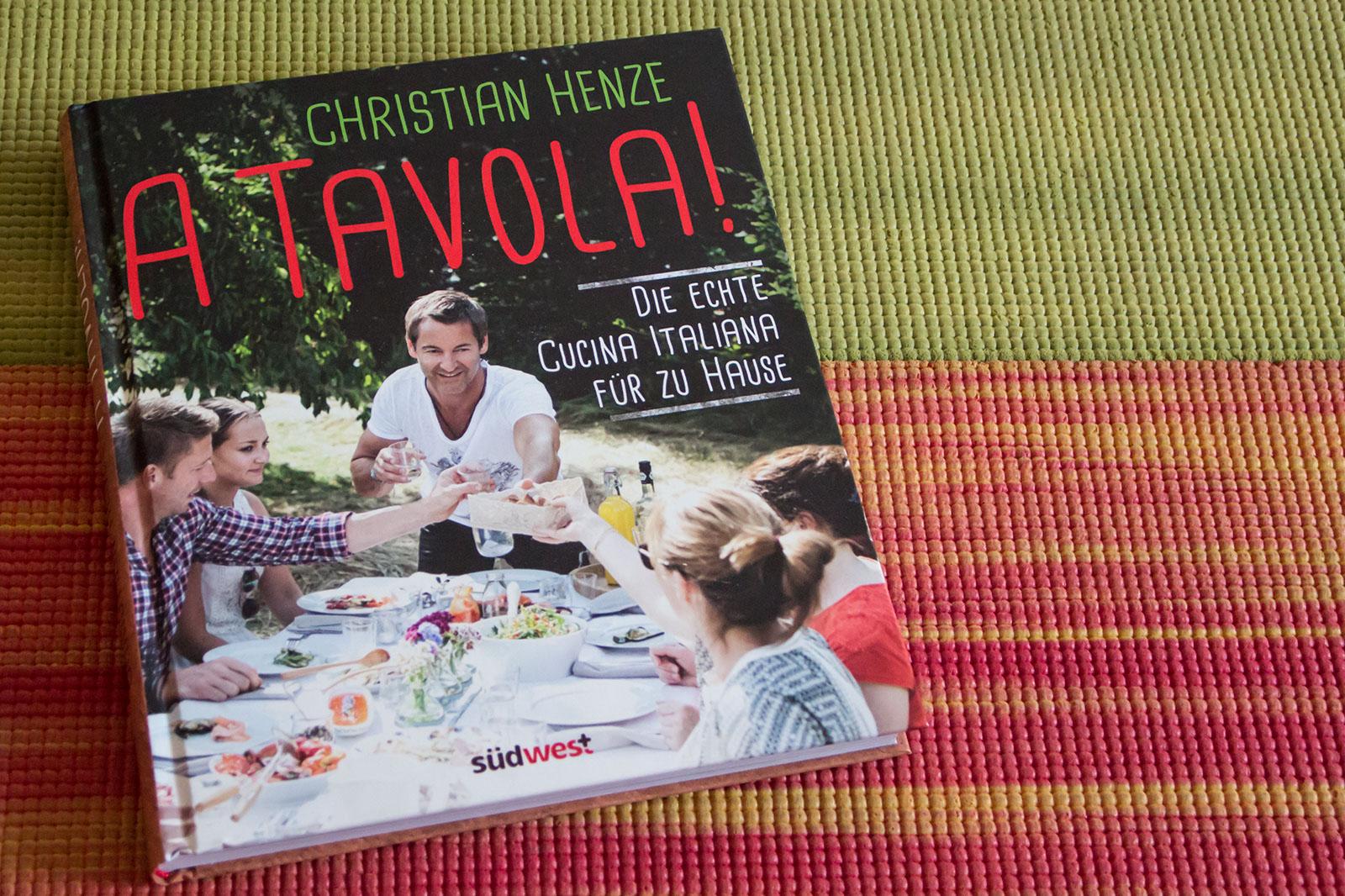 Das Titlebild vom A Tavola!