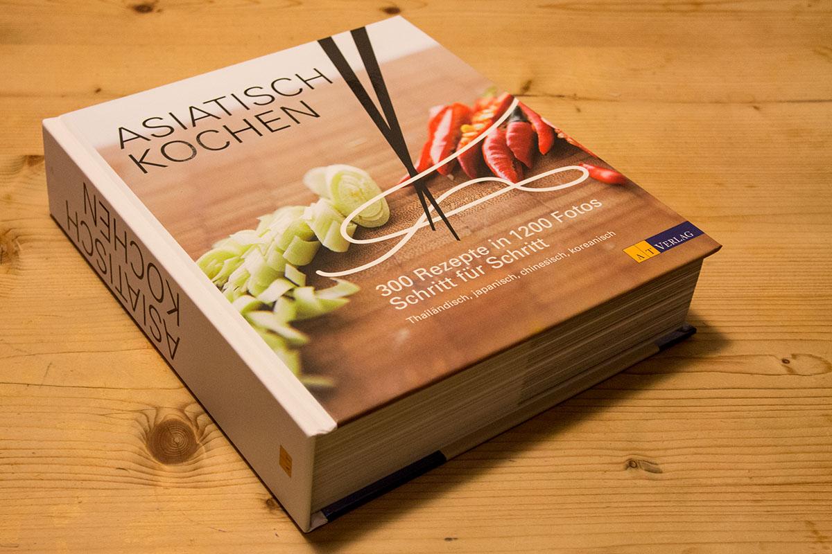 Asiatisch Kochen - definitiv mein dickstes Kochbuch