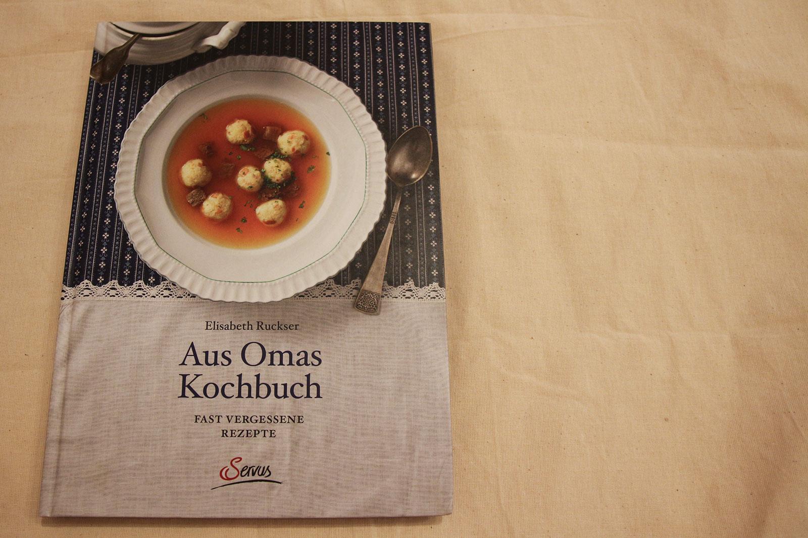 Das Cover vom Aus Omas Kochbuch