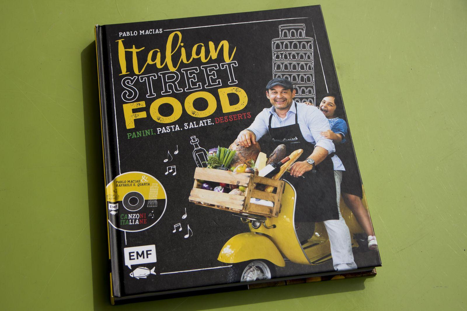 Das Titelbild vom Italian Streetfood