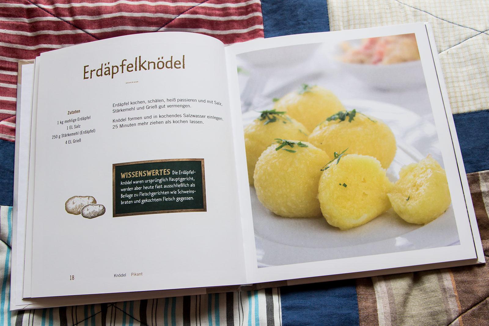 Kartoffelknödel - muss ich unbedingt mal probieren