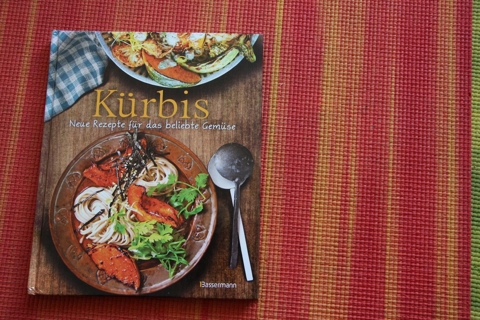Das Titelbild vom Kürbis Kochbuch