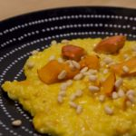 Cremiges Kürbis Risotto