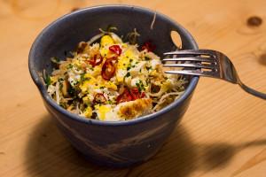 Mee Grob - Thailändischer knuspriger Salat
