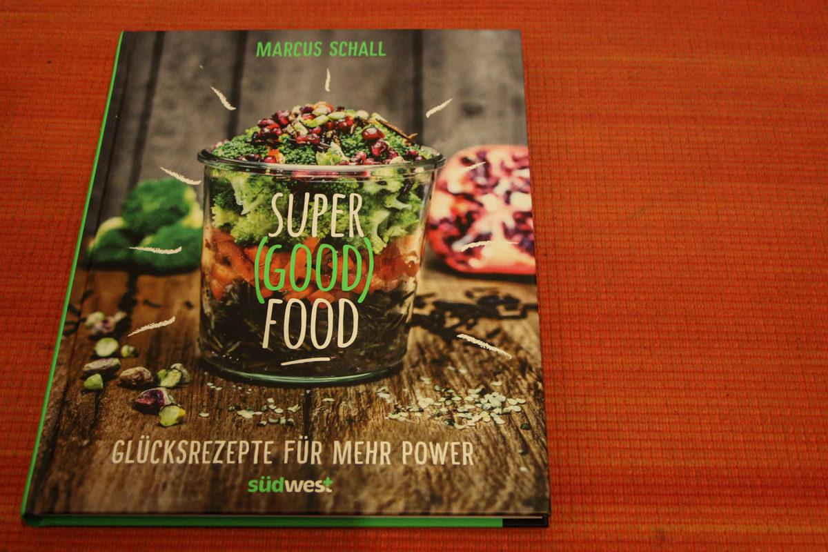Das Titelbild vom Super (Good) Food